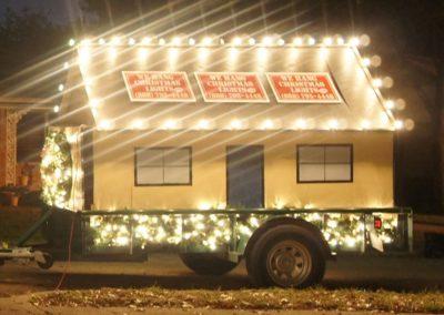 We Hang Christmas Lights Trailer